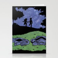 suits Stationery Cards featuring Adult Suits by Laura Lee Gulledge