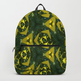 Electric Green Backpack