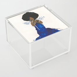 5 Pearls Acrylic Box