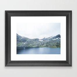 Norway landscape#28 Framed Art Print