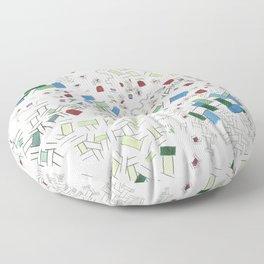 Springs Floor Pillow