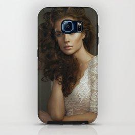 Portrait. iPhone Case