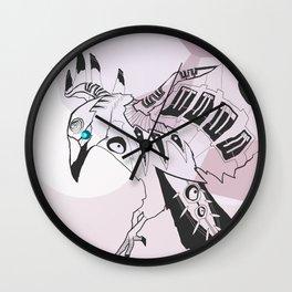 Vertigos Horizon Wall Clock