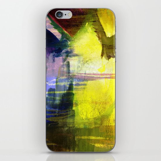 Melted In iPhone Skin