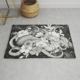 Magic Ocean: The Octopus Rug