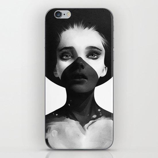 Hold On iPhone & iPod Skin