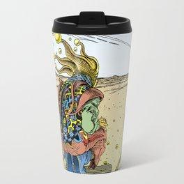 UNTITLED 2007 - color Travel Mug