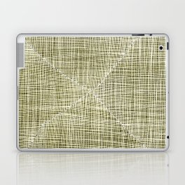 Ink Weaves: Citrine Laptop & iPad Skin