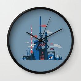 Myth & Legend Wall Clock