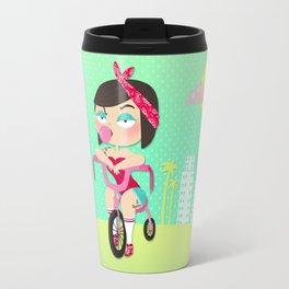 Miami Bitch Travel Mug