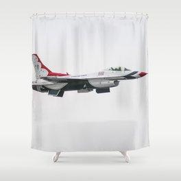 Air Force Thunderbirds Shower Curtain