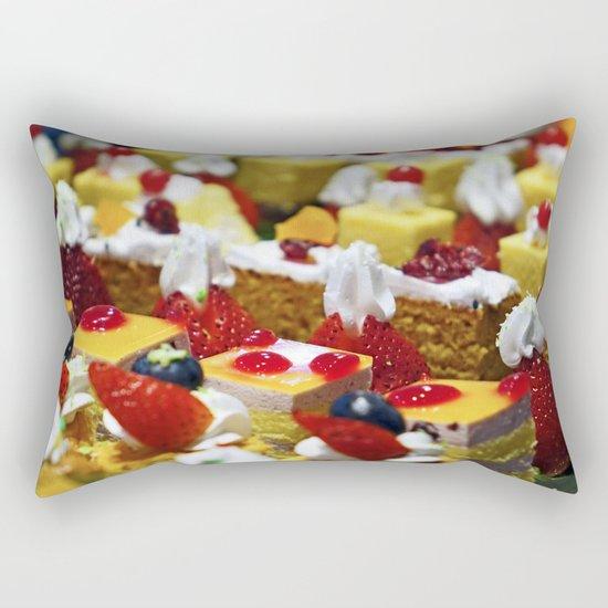 cakes Rectangular Pillow