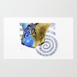 Sky Spirit - Earth, Sky and Sea Rug