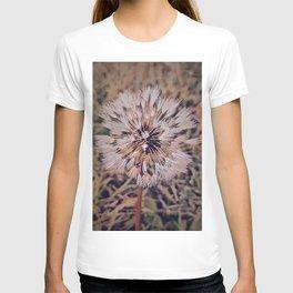 Dew On Dandelion T-shirt