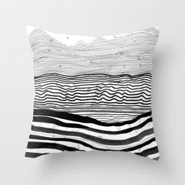 Pattern 22 Throw Pillow