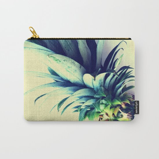 Tall pineapple Carry-All Pouch