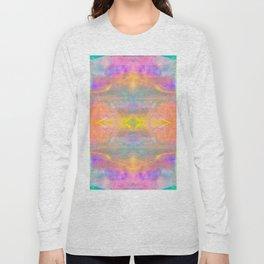 Prisms Play of Light 2 Mandala Long Sleeve T-shirt