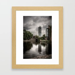 Bridgewater Framed Art Print