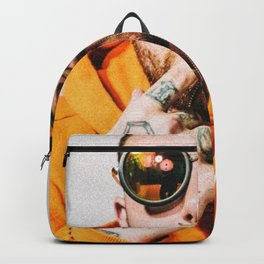 Mac Miller with sunglasses Backpack