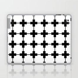 Tiles White Laptop & iPad Skin