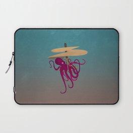 Flying Octopus Laptop Sleeve