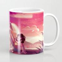steven universe Mugs featuring Steven Universe by Attyca