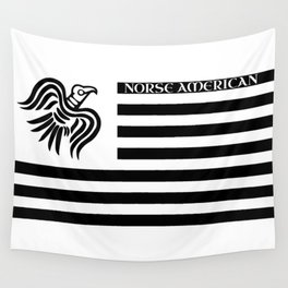 Norse American Wall Tapestry
