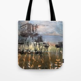 Maunsell Forts Tote Bag