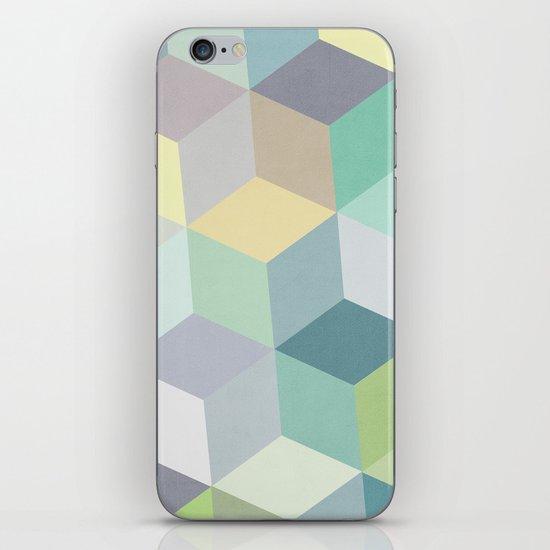 Nordic Combination 12 iPhone & iPod Skin