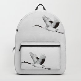 Cranes Backpack