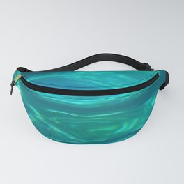Below the surface - underwater picture - Water design Fanny Pack