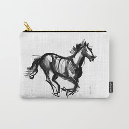 Horse (Far from perfection) Carry-All Pouch