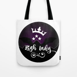 High Lady of the Nightcourt Tote Bag