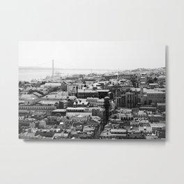 Lisbon, Portugal (3) Metal Print
