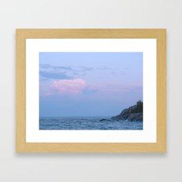 Superior Solitude Framed Art Print