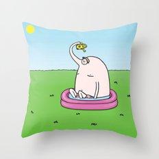 Heatwave! Throw Pillow