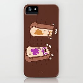 PB vs J iPhone Case