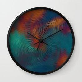 Digital Clouds MMXVIII-2 Wall Clock