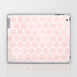 Pink Coral Honeycomb Laptop & iPad Skin