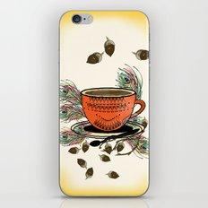 My Tea iPhone & iPod Skin