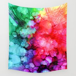 Rainblow Wall Tapestry