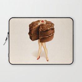 Cake Girl - Chocolate Laptop Sleeve