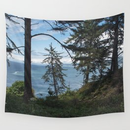 Northern California Coast Wall Tapestry