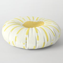 Sun Floor Pillow