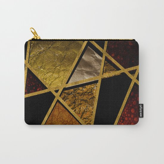 Abstract #468 Carry-All Pouch