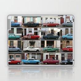 Cuba Cars - Horizontal Laptop & iPad Skin