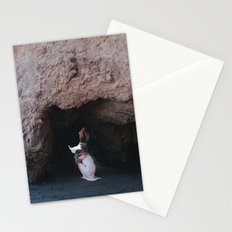 The mermaid that lost her tail Stationery Cards