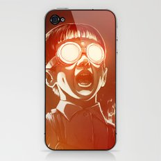 FIREEE! iPhone & iPod Skin