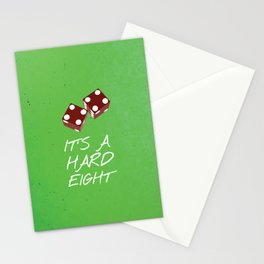 Friends 20th - Dice  Stationery Cards