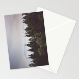 Mountain Range - Landscape Photography Stationery Cards